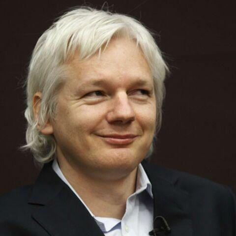 Julian Assange devient un Wiki-Simpsons