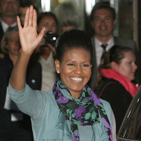 Michelle Obama folle de lingerie… ou pas