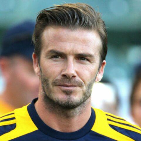 David Beckham engagé au PSG