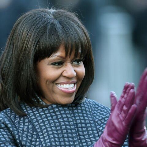 Karl Lagerfeld contre la frange de Michelle Obama