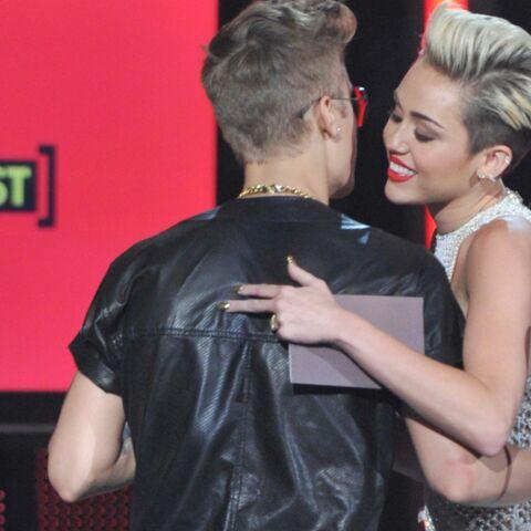 Justin Bieber et Miley Cyrus: destins croisés!