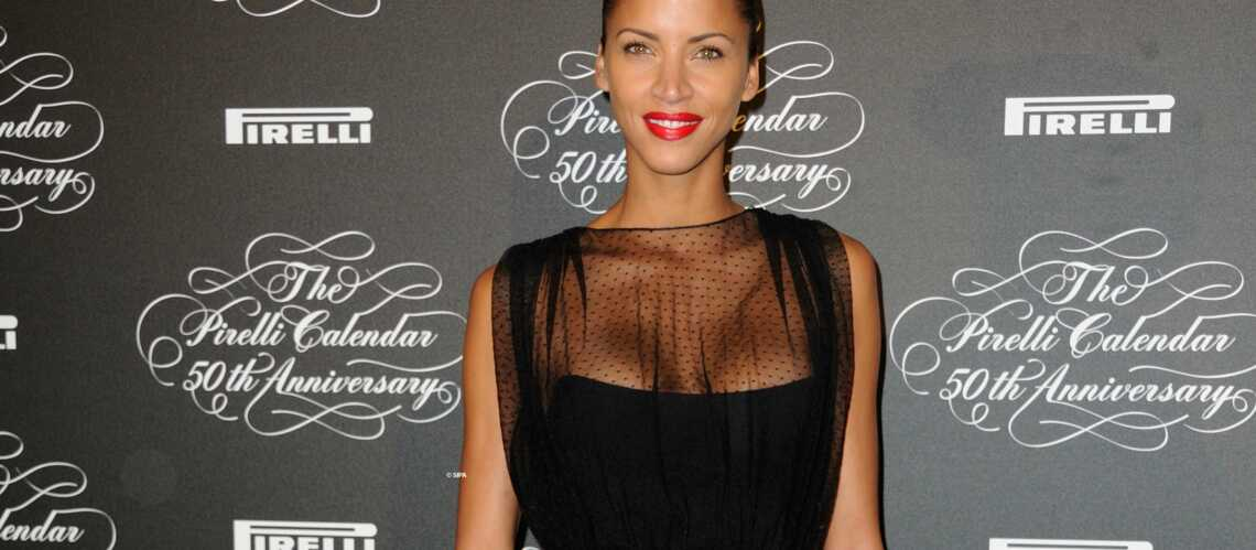 gala by night no mie lenoir rutilante pour les 50 ans de pirelli gala. Black Bedroom Furniture Sets. Home Design Ideas