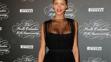Gala By Night: Noémie Lenoir rutilante pour les 50 ans de Pirelli