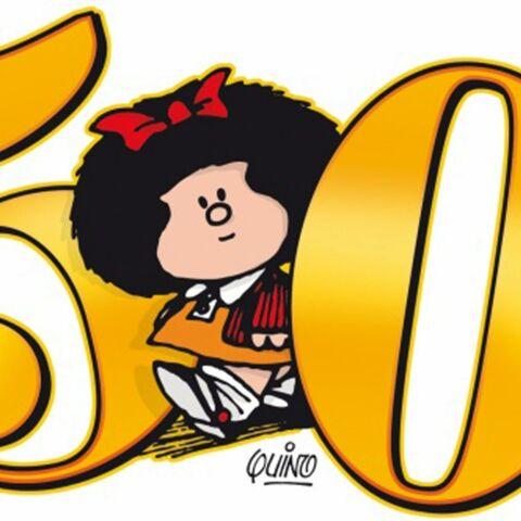 Bon anniversaire Mafalda!