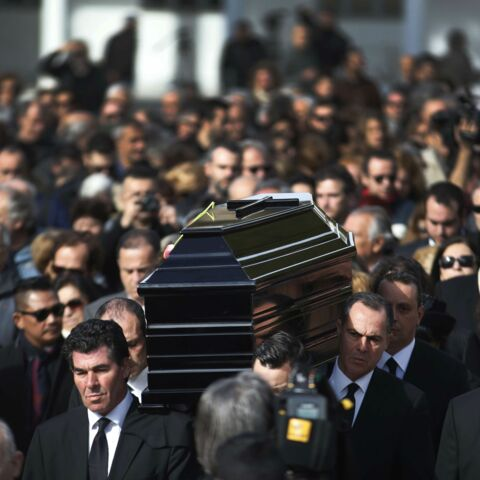 L'ultime hommage à Demis Roussos