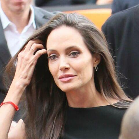 Angelina Jolie, mère avant tout