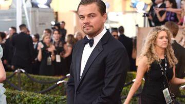 SAG Awards: Leonardo DiCaprio encore un peu plus près de l'Oscar
