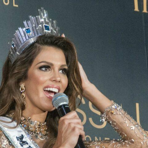 PHOTO- Le premier selfie d'Iris Mittenaere en tant que Miss Univers