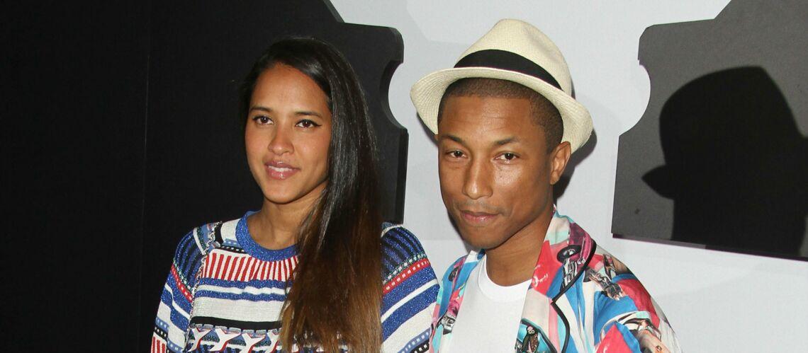 Pharrell Williams est papa de triplés