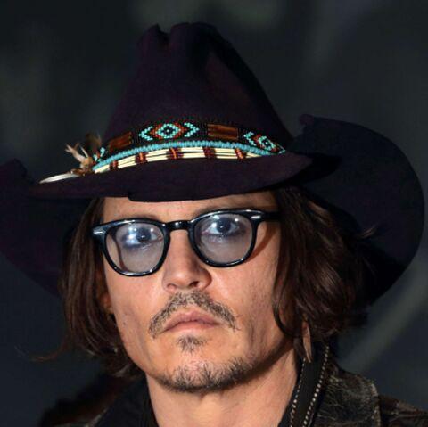 Johnny Depp au chevet de sa maman