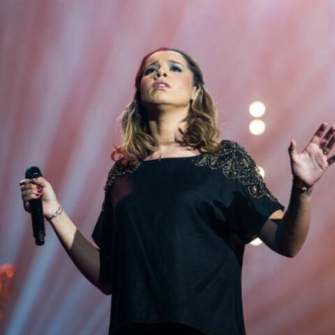Chimène Badi, ses cordes vocales la lâchent