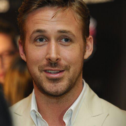 Ryan Gosling a sa fille en main