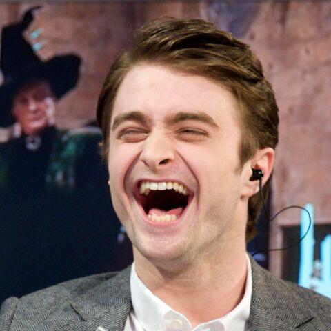 Daniel Radcliffe rase la tête d'un passant new-yorkais
