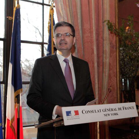 Le représentant de la France à l'ONU sans domicile (de fonction) fixe