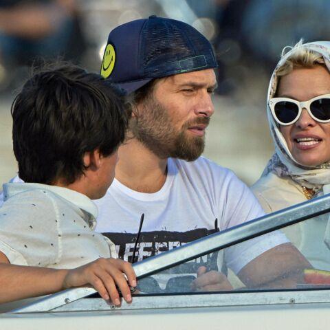 Pamela Anderson, les vacances de l'amour
