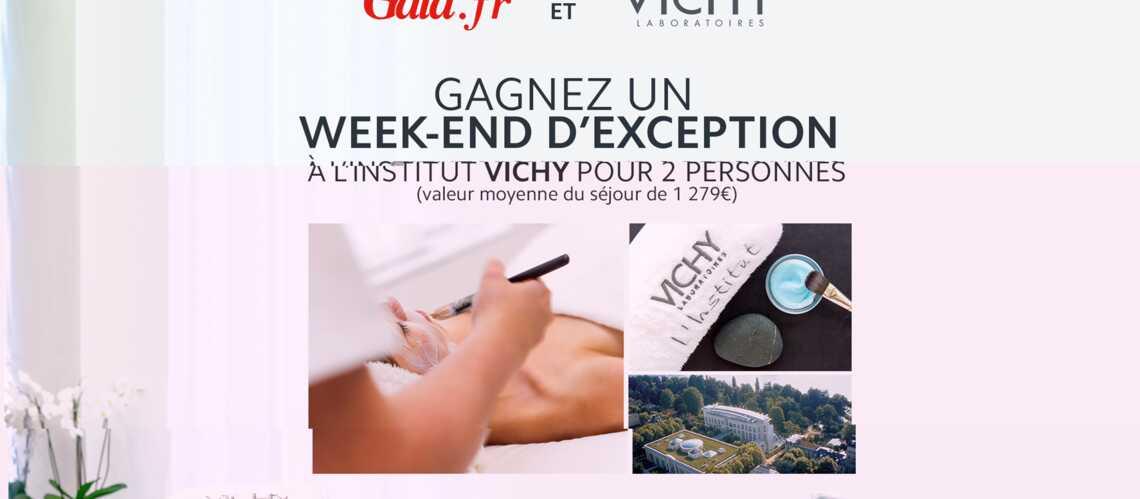 Jeu concours: Gagnez un week-end d'exception à l'institut Vichy
