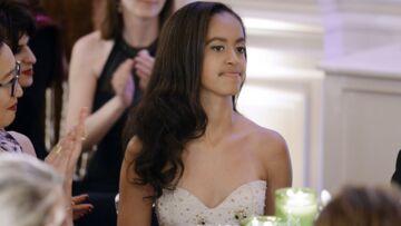Malia, la fille de Barack et Michelle Obama s'installe toute seule, ses parents sont inquiets