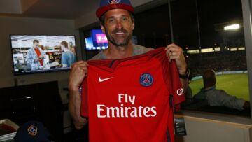 Patrick Dempsey, premier supporter du PSG