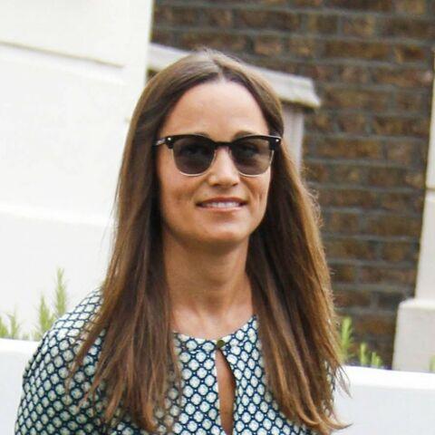 Pippa Middleton gravit les montagnes pour son fiancé