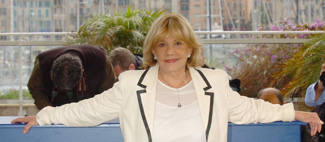 Le père de Jeanne Moreau ne voulait pas qu'elle soit actrice