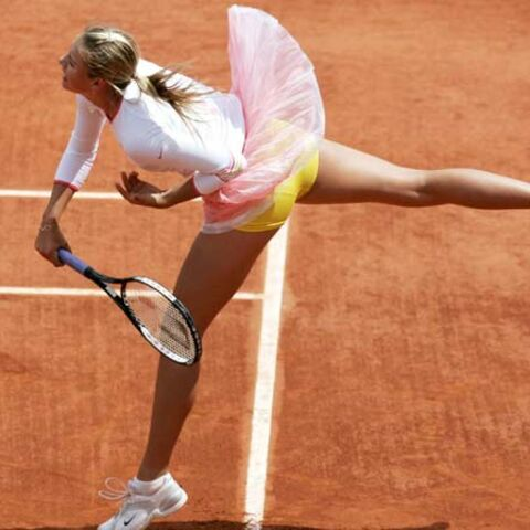Photos – De Steffi Graf à Maria Sharapova, les plus beaux looks de Roland Garros