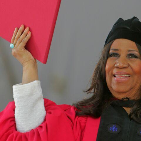 Aretha Franklin, «altesse royale de la Soul» à Harvard