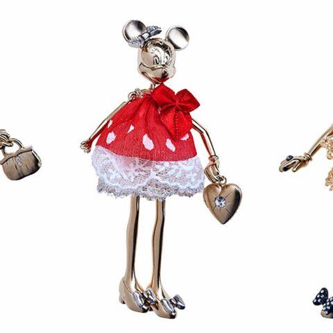 Minnie, un bijou de petite souris