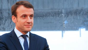 Emmanuel Macron s'offre Patrick Bruel pour l'inauguration d'un bateau