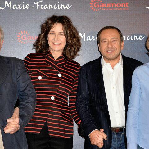 Dans son film Marie-Francine, Valérie Lemercier tourne avec un acteur avec qui elle a «vécu un certain nombre d'années»