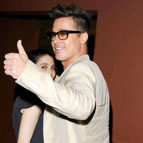 Brad Pitt, bons baisers de Miraval