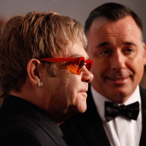 Elton John: mariage à l'anglaise