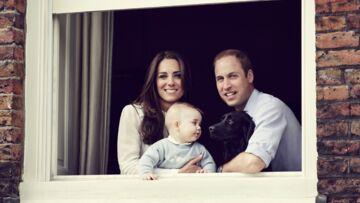 Kate et William: baby George a bien grandi