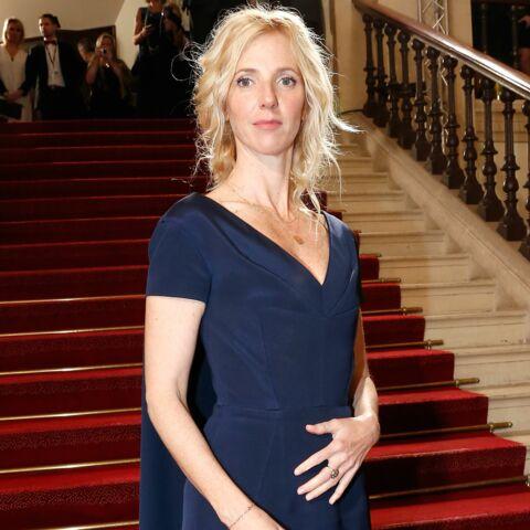 Sandrine Kiberlain son «accouchement dans le flou total»