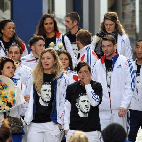 Camille Muffat et Alexis Vastine: l'ultime adieu