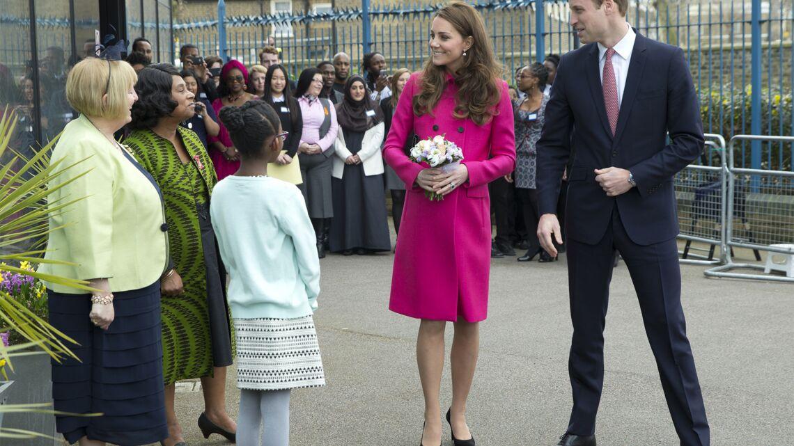 Vidéo- Kate et William, dernière sortie avant bébé