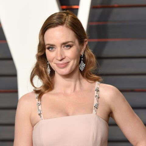 Photos – Emily Blunt, future maman radieuse