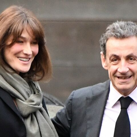 PHOTO – Nicolas Sarkozy attentif mais déjà exigeant avec sa fille Giulia