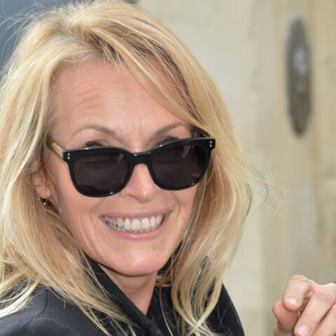 PHOTO – Estelle Lefébure première fan d'Anthony Delon