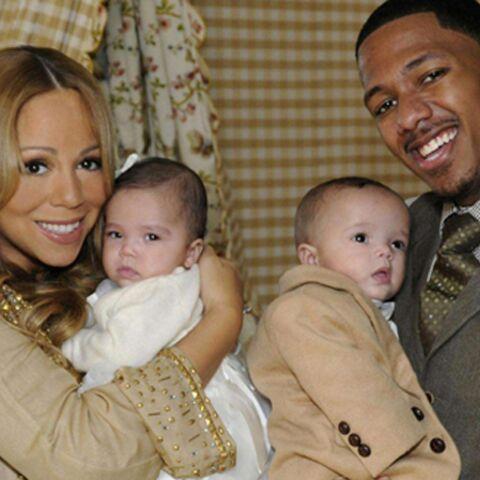 Mariah Carey: le bain de ses enfants sur Twitter