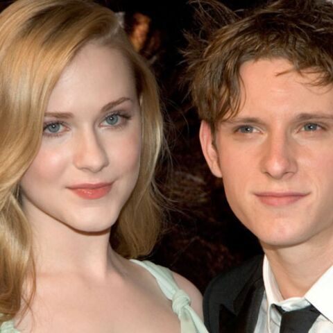 Jamie Bell et Evan Rachel Wood, just married?