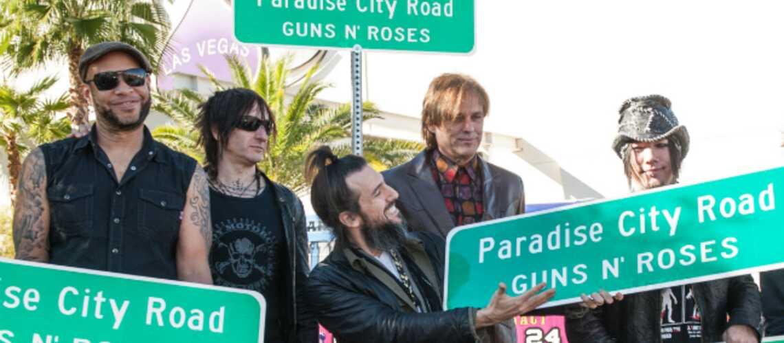 Guns N' Roses: les maîtres de Las Vegas