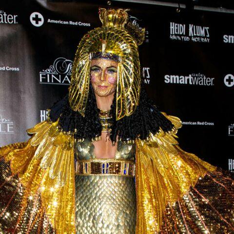 Heidi Klum, reine d'Halloween