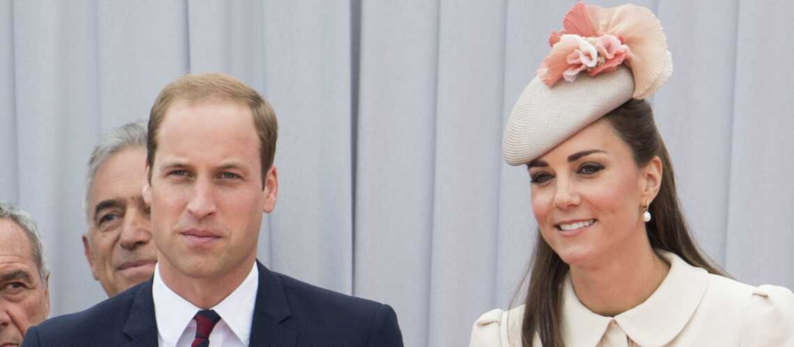 Esca­pade roman­tique pour Kate et William