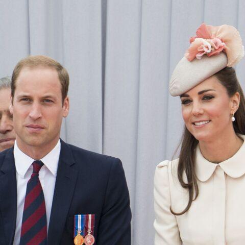 Escapade romantique pour Kate et William