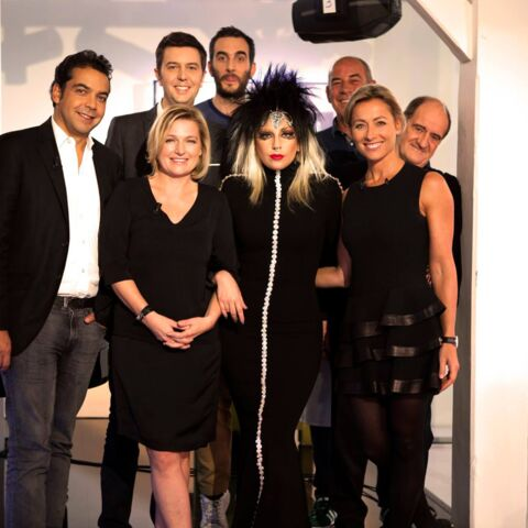 Lady Gaga à l'heure française