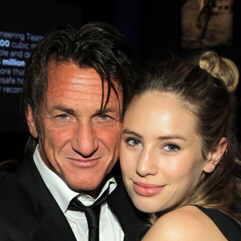 Sean Penn reçoit la bénédiction de sa fille