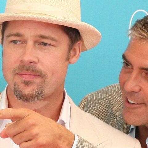 George Clooney veut recaser Brad Pitt pour lui faire oublier Angelina Jolie