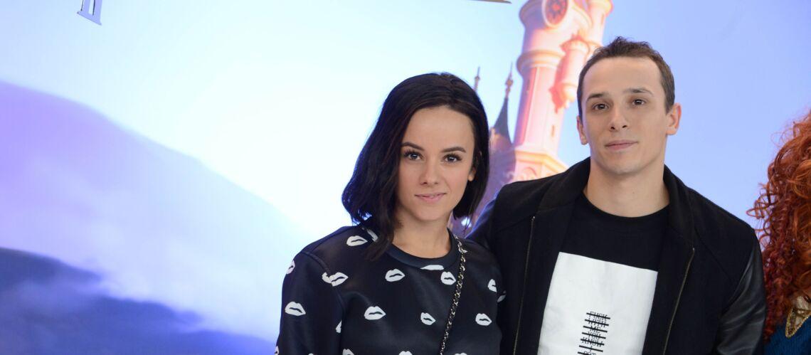 """DALS – Alizée jalouse? Grégoire Lyonnet réagit: """"Laissez ma femme tranquille"""""""