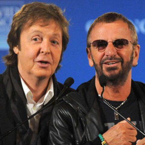 Paul McCartney et Ringo Starr: un petit goût de Beatles