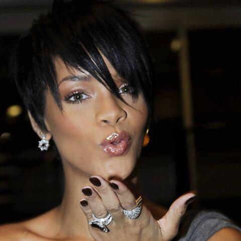 Rihanna in love again!